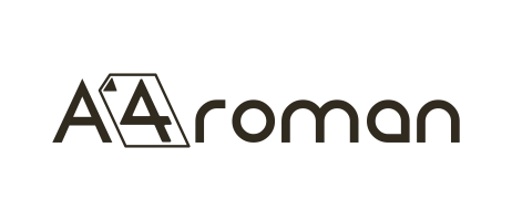 A4roman | A4roman Logomarca
