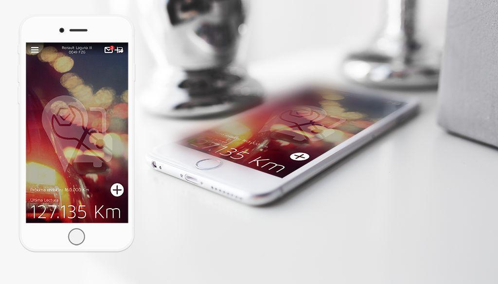A4roman | Instamant App Mockup