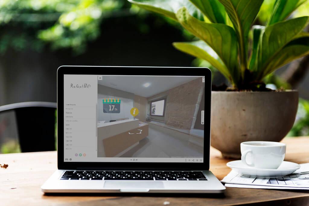 A4roman | Hotel Roquino Web