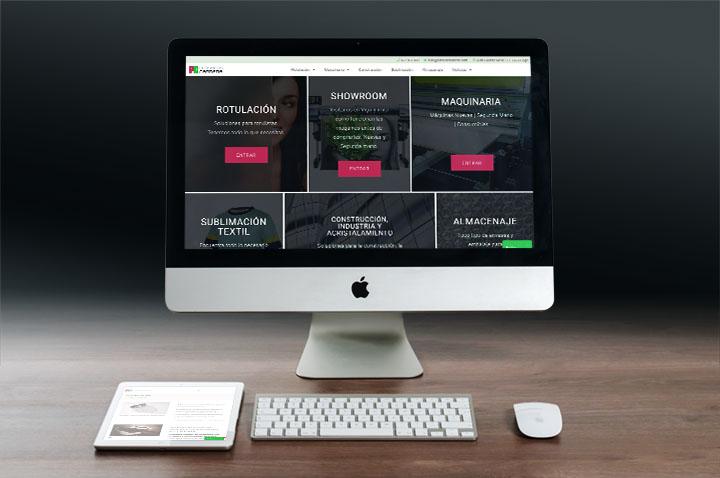 A4roman | Plasticos Carrera Web