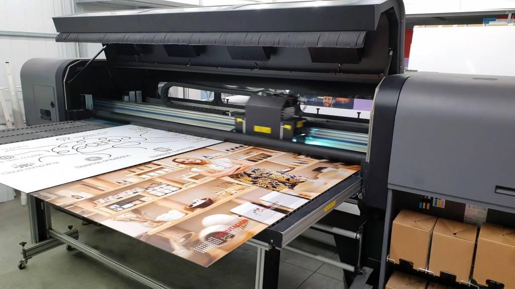 Scitex 750 Hp Impresion Rigidos Gran Formato Produccion Servicios Graficos
